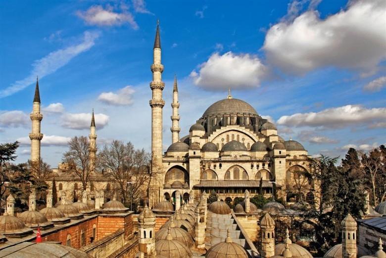 Süleymaniye Cami